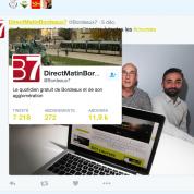 Article sur Bordeaux7 DirectMatin