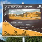 Horaires de départ de la Montée de la Croix Saint Robert
