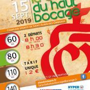 LA CYCLO DU HAUT BOCAGE 2019