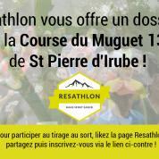 Gagnez un dossard à la course du Muguet